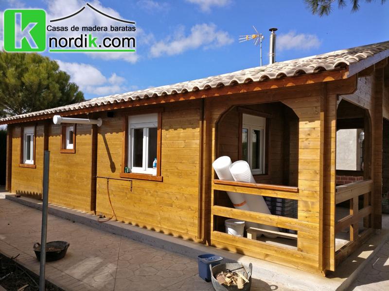 Casas De Madera Casas Prefabricadas Casetas Informese En El 629 - Fotos-de-casas-de-madera